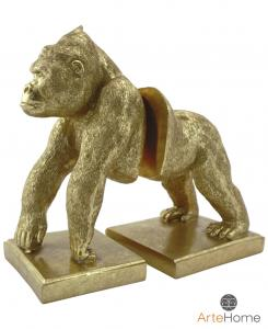 Figurka/podpórka do książek Gorilla Book End
